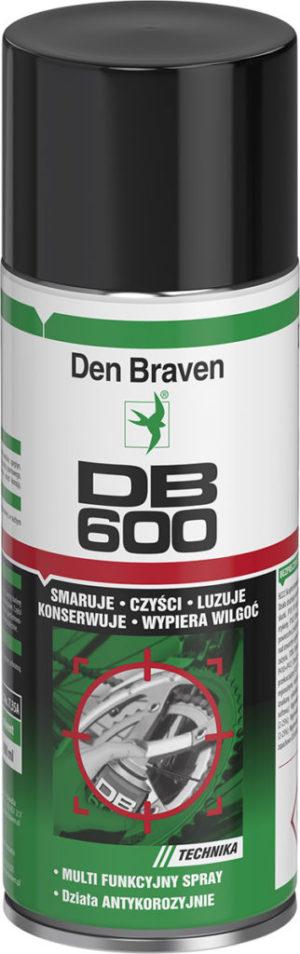 UNIWERSALNY ŚRODEK DO SMAROWANIA DB600