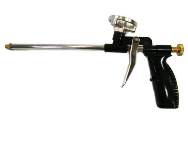 pistolet do piany, piana montażowa