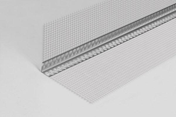 narożnik aluminiowy, elewacje, listwy elewacyjne